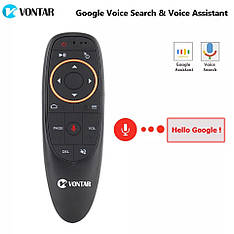 Vontar G10 Air Mouse с гироскопом и голосовым поиском 100% оригинал