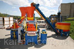 Особенности оборудования для производства бетона