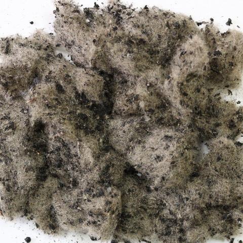 Текстильный корд из покрышек