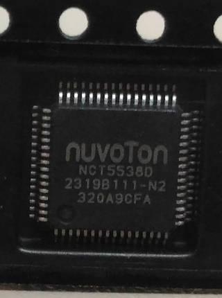 Микросхема Nuvoton NCT5538D Новая, в ленте., фото 2