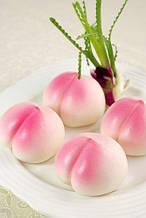 Бо формувальник китайської булочки персик або shoutao Rheon 500 шт/год