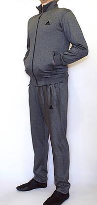Мужской спортивный костюм ADIDAS (SLIM)  (Реплика) S-L, фото 2