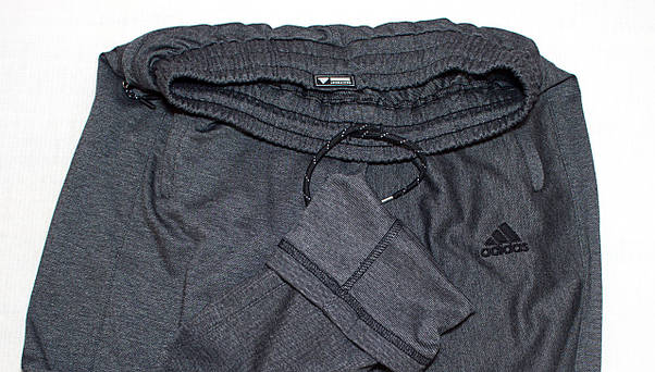 Мужской спортивный костюм ADIDAS (SLIM)  (Реплика) S-L, фото 3