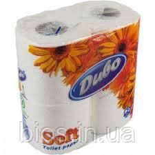 Папір туалетний Диво (4шт)