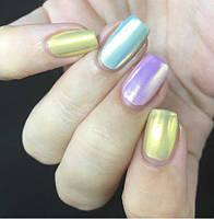 Втирка жемчужная Starlet Professional для ногтей, набор 12 шт, фото 2