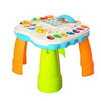 """Столик детский развивающий светомузыкальный """"Intelligence leaning table"""""""