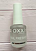 Жидкость для обезжиривания Oxxi Nail Fresher 15мл (бескислотный праймер)