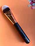 Кисть для макияжа Zoeva №103 Defined Buffer , фото 4
