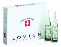 Ампулы против выпадения волос 7x8мл - Lovien Essential