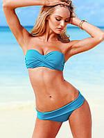 Классический купальник бандо Victoria's Secret CC5695