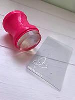 Набор для стемпинга ногтей (фигурный)