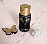 Топ Milano No Sticky Rubber Top Coat 35 мл - верхнее покрытие для гель-лака, фото 2