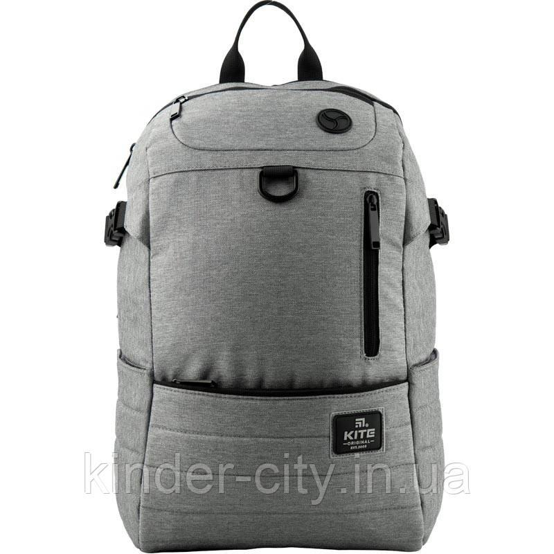 Рюкзак шкільний ортопедичний KITE К19-876L підлітковий