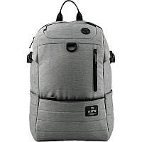Рюкзак шкільний ортопедичний KITE К19-876L підлітковий, фото 1