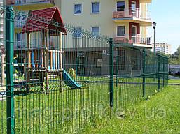 Ограждение детских площадок, фото 2
