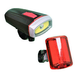 Набор велосипедных фонарей X-Balog BL 808 5W COB