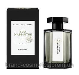 Туалетная вода унисекс L'Artisan Parfumeur Fou d`Absinthe 100 мл