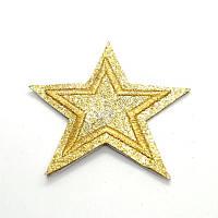 "Нашивка ""Золотая звезда"""