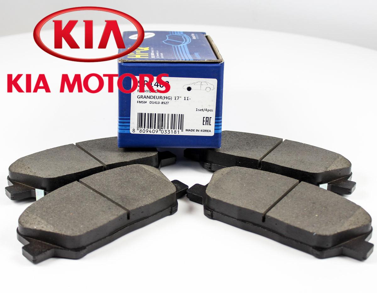 Тормозные колодки на K5 KIA Hi-q Корея SP1403
