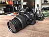 Дзеркальний фотоапарат Nikon D5500 kit 18-55mm VR AF-P Black