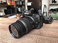 Дзеркальний фотоапарат Nikon D5500 kit 18-55mm VR AF-P Black, фото 1