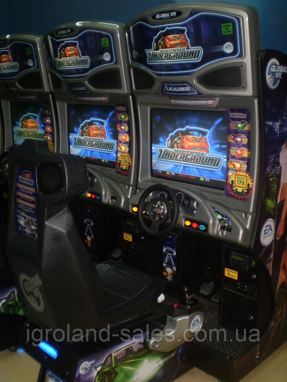 нид фор спид игровой автомат
