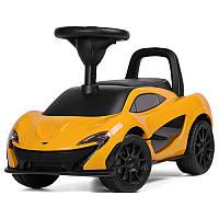 Каталка-толокар  Bambi McLaren  жовта