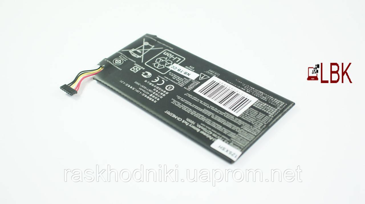 Батарея для планшета Asus C11-ME301T (Asus Memo Pad ME301T Tablet PC) 3.75V 4325mAh