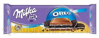 Шоколад Milka Oreo 300 р. Швейцарія