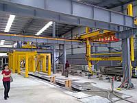 Оборудование для производства автоклавного газобетона.