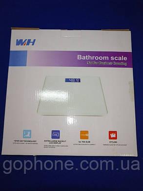 Стильные напольные весы Bathroom Scale 180 кг, фото 2