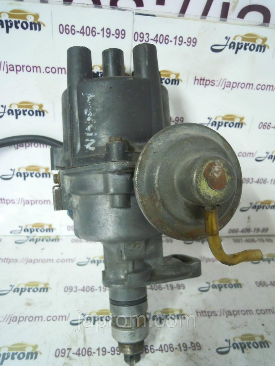 Распределитель (Трамблер) зажигания Nissan Sunny N14 1990-1995г.в D4R86-20 1.3 бензин