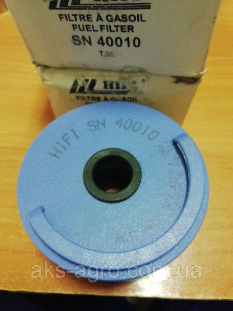 SN40010 ЕЛЕМЕНТ ФІЛЬТРА ПАЛИВНОГО 40МКР. AZ34554 SEPAR-20540S, JD 810