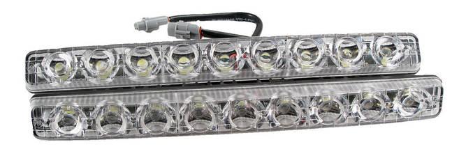 Дневные ходовые огни ДХО Орион DRL DRL-L9W с поворотом, лампочки дневных ходовых огней, фото 3