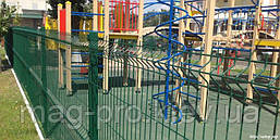 Ограждение детских площадок от 500 м.пог. высота 4м., фото 2