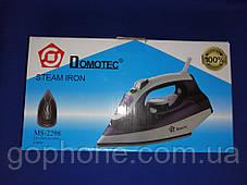 Утюг Domotec MS 2298 2200W Керамическая подошва Гарантия!, фото 3