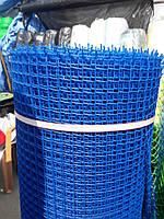 Сетка садовая пластиковая ,заборы.Ячейка 15х15 мм,рул 1.20х30м