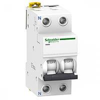 Автоматический выключатель iK60 2P 2A B Schneider Electric (A9K23202), фото 1