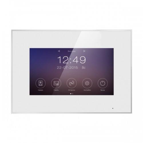 AHD 1080P відеодомофон Qualvision QV-IDS4742 White