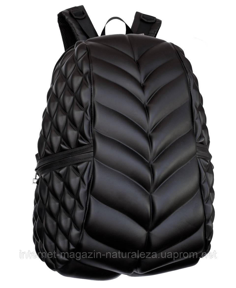 Черный рюкзак Madpax Scale Full цвет Black Attack