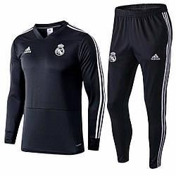 Реал Мадрид черный костюм