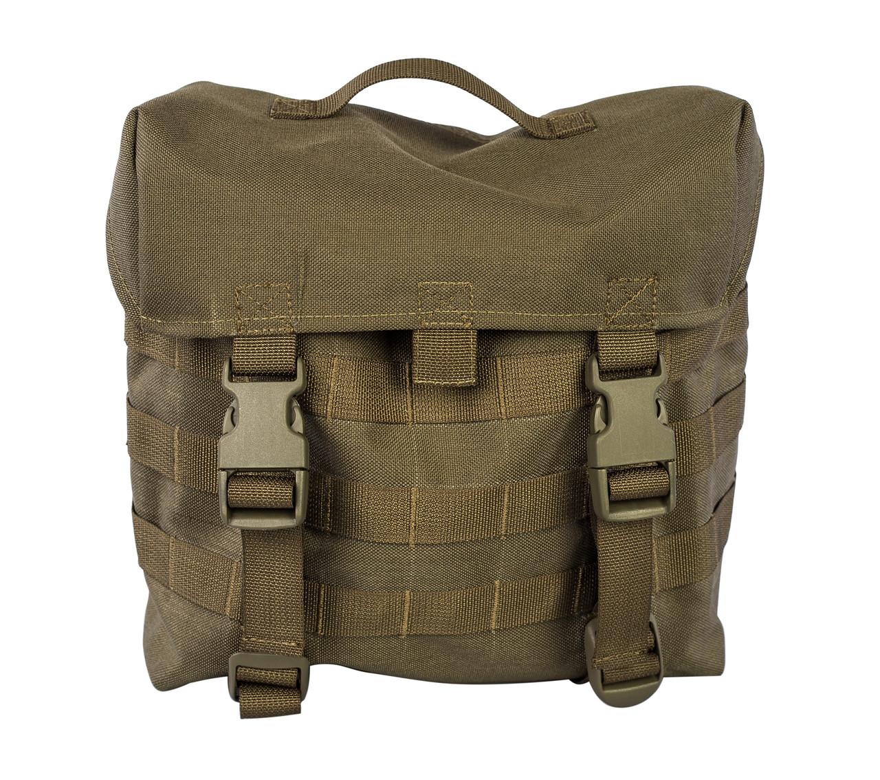 Тактическая сумка (сухарка), цвет: Ranger green