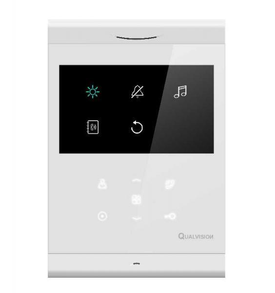 Домофон Qualvision QV-IDS4431White