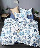 """Комплект постельного белья """"Звездный принт"""", сатин, фото 1"""