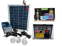 Автономный аккумулятор бесперебойного действия на солнечной батарее (Solar Home Syste), фото 1