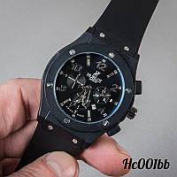 """Часы мужские """"Hublot"""" реплика Hc001bb"""
