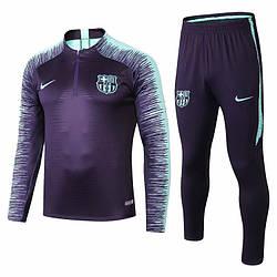 Барселона темно-синий костюм