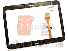 Тачскрин (сенсор) для Samsung P5100 Galaxy Tab 2 10.1 P5110 N8000 Galaxy Note N8010 N8013 коричневый
