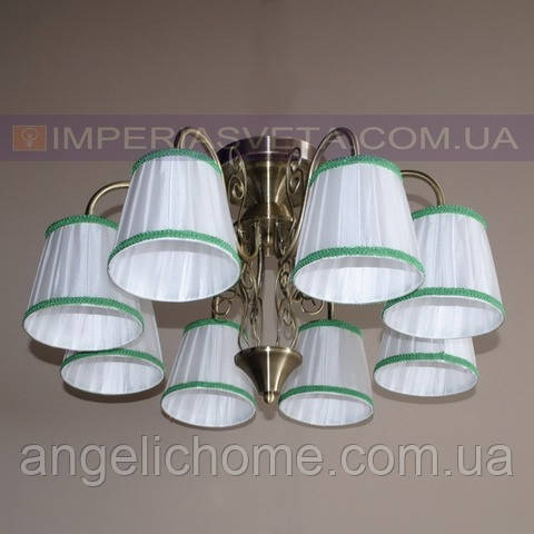 Люстра классическая IMPERIA восьмиламповая LUX-523334