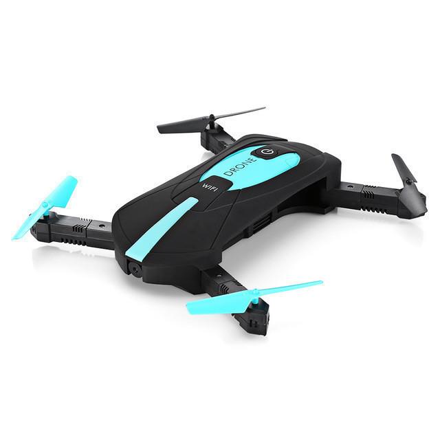 Карманный складной селфи WiFi дрон JY018 Elfie pocket mini selfie drone JY018 Elfie WiFi controlle